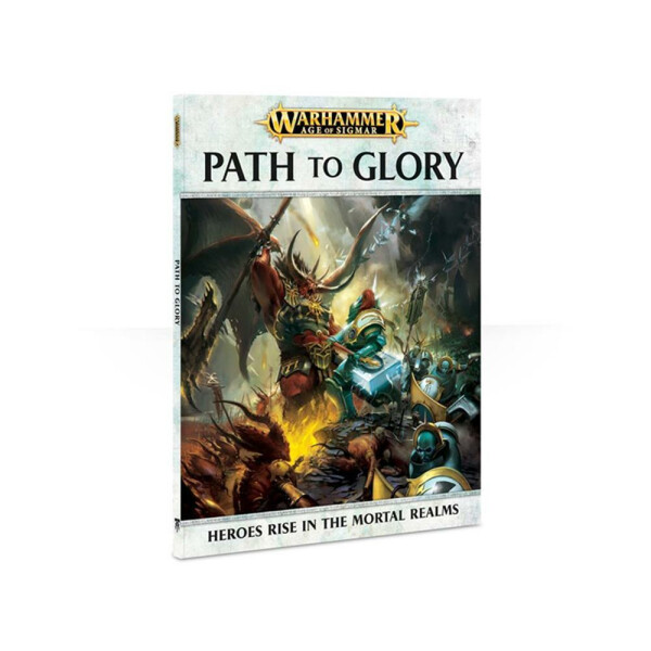Warhammer Age of Sigmar: Path to Glory (Englisch)
